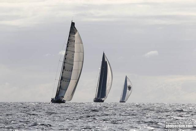 2012 RORC Caribbean 600 Yacht Race - Photo by T. Wright/photoaction.com