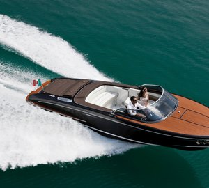 Ferretti Group and Riva attending London Boat Show 2013