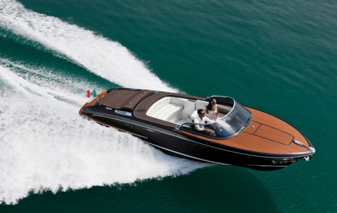 Riva Iseo superyacht tender
