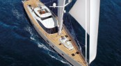 Second Oysted 100 superyacht Penelope designed by Dubois Naval Architects