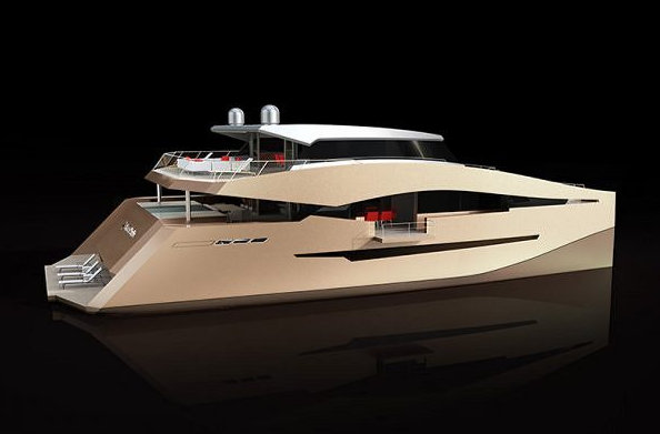 Sunreef 85 Power Yacht Concept
