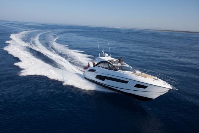 Sunseeker Portofino 40 yacht