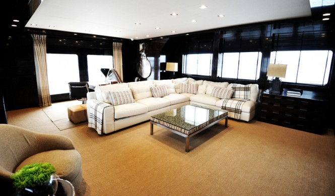 Superyacht A2 - Interior