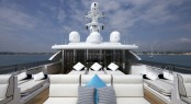 Superyacht TITANIA -  Improved Sundeck