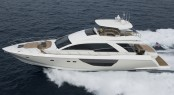 The brand new Alpha 76 Flybridge yacht by Cheoy Lee