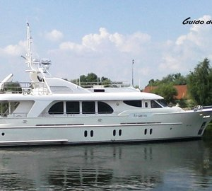 Timmerman 26 motor yacht ATLANTIC with design by Guido de Groot