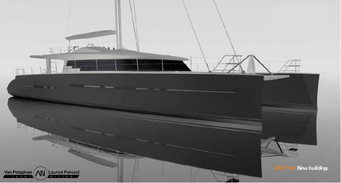 VPLP 110 Yacht Mousetrap by JFA Yachts