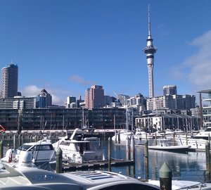 Auckland to host Volvo Ocean Race in 2015 and 2018
