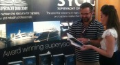 Yachting Pages at the Dubai Boat Show 2012