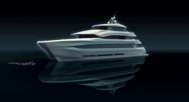 118-foot luxury power catamaran yacht 'quaranta Plus USA' by Curvelle Yachts