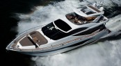780 Crystal yacht Queen Ekatierina built by Galeon Yachts