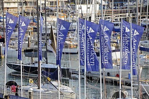 Aberdeen Asset Management Cowes Week 2013 to run from August 3 to 10 - Photo by R. Tomlinson