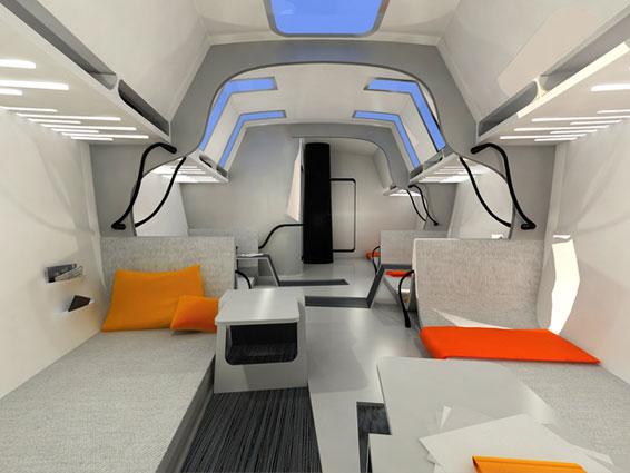 Small Yacht Boat Interiors Car Interior Design