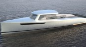All-new Patterson Boatworks Lucent 44 yacht tender designed by Van Geest