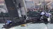 Super Sunday / ACWS August San Francisco / ORACLE TEAM USA / San Francisco (USA)