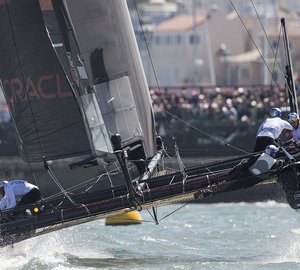 Season tickets for 2013 America's Cup in San Francisco available from February 9