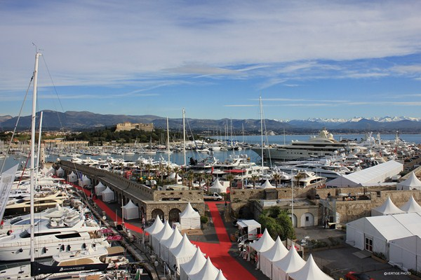 Antibes Yacht Show 2012