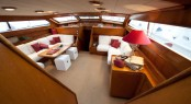 Charter Yacht MY LOTTY - with interior by Giovanna Locatelli and refitted by Doyle Sailmakers Italia