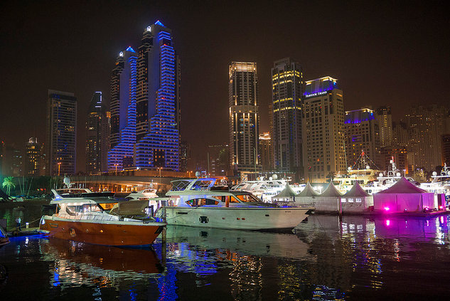 Dubai International Boat Show 2012