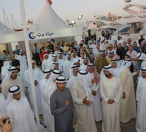 The countdown to the 21st Dubai International Boat Show is almost over