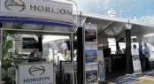 Horizon at 2013 Miami Yacht and Brokerage Show