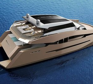 Highly innovative 85 Sunreef Power Yacht nominated for IY&A Award 2013
