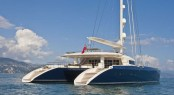 Luxury catamaran yacht Hemisphere (Project Gemini) by Pendennis