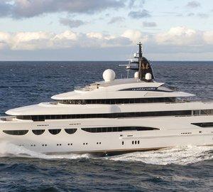 Lurssen delivers 85 m QUATTROELLE Yacht