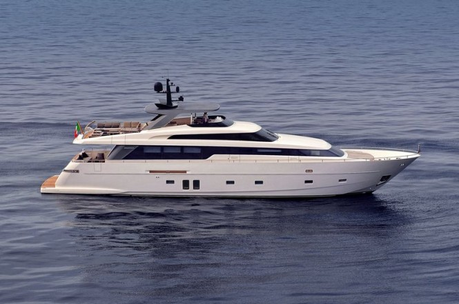 Luxury motor yacht SL 94 by Sanlorenzo Spa