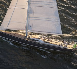 Southern Wind Yacht ALMAGORES II among finalists for World Superyacht Award 2013