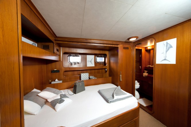 Luxury sailing yacht My Lotty (ex Serena) - Interior by Giovanna Locatelli