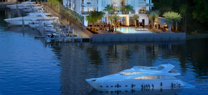 Marina Palms Yacht Club and Residences to Rise in North Miami Beach