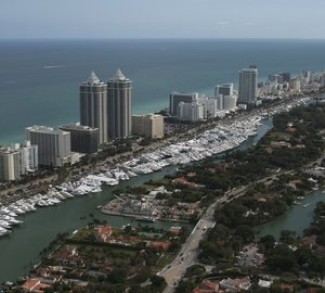 Ferretti Group attending Miami Yacht & Brokerage Show with record number of 25 yachts on display