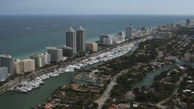 Miami Yacht and Brokerage Show - Image credit: Forest Johnson
