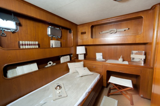 Motor Sailer My Lotty (ex Serena) - Guest Cabin