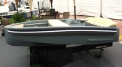 New Mirage Tender 11 XP Jet Yacht Tender at Miami Boat Show