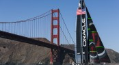 ORACLE TEAM USA  in San Francisco © Guilain GRENIER/ ORACLE TEAM USA