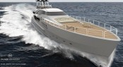 PJ 210 superyacht Project Stimulus to be equipped with Seakeeper gyros