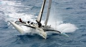 Paradox shows record pace in 5th RORC Caribbean 600 race Credit: RORC/Tim Wright/Photoaction.com