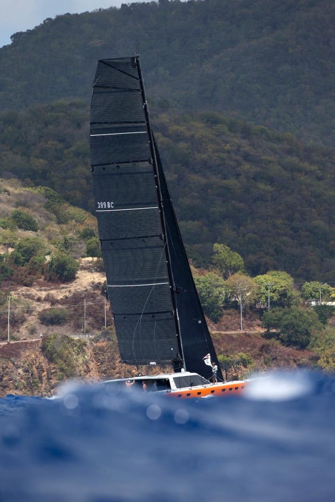 Phaedo, Gunboat 66, Lloyd Thornburg - Credit: Ocean Images/Team Phaedo