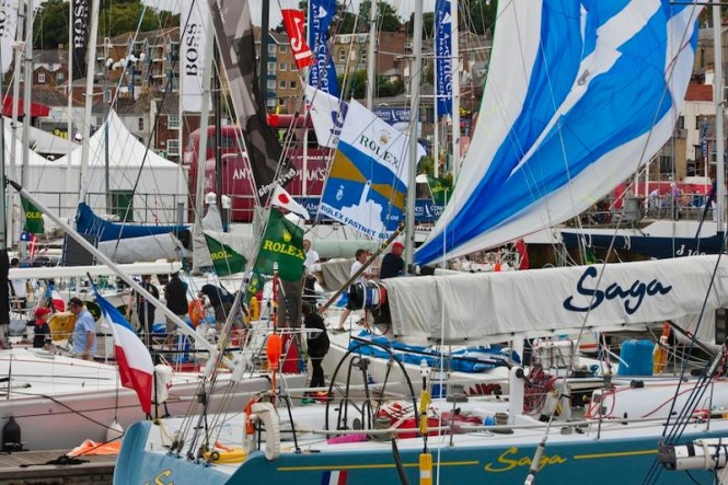 The Royal Ocean Racing Club (RORC) increases number of entries to satisfy demand - Credit: Rolex/Carlo Borlenghi