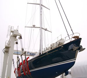 Pendennis Palma completes first refit of luxury charter yacht MARGARET ANN