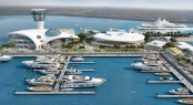 Redevelopment of C&amp;N Marinas' Yas Marina situated in an enchanting yacht charter destination - Dubai