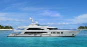 Rendering of the new 59m Trinity superyacht Hull T-062
