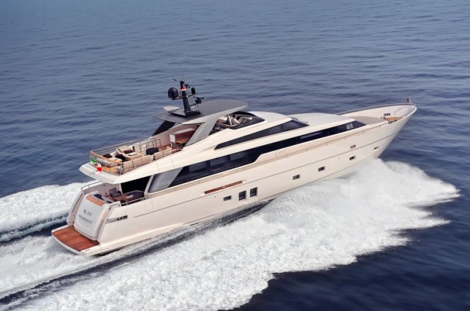 Sanlorenzo SL 94 Yacht