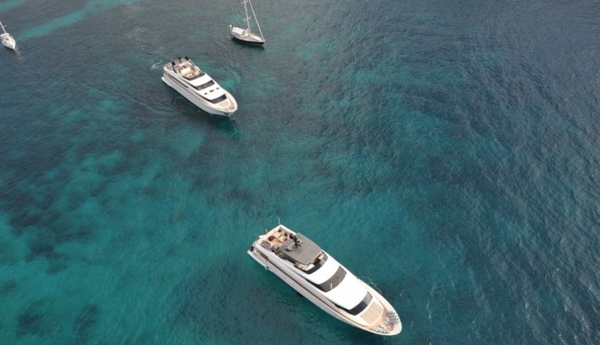 Sanlorenzo's superyachts SL104 &amp; SL94