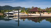 Siam Royal View's superyacht marina situated in a fabulous Asian yacht charter destination - Thailand