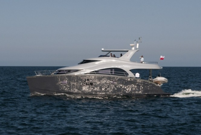 Sunreef to exhibit 60 Sunreef Power yacht at Dubai Boat Show 2013