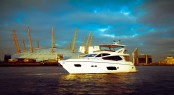 Sunseeker Manahattan 73 Yacht captured by Sam Pelly