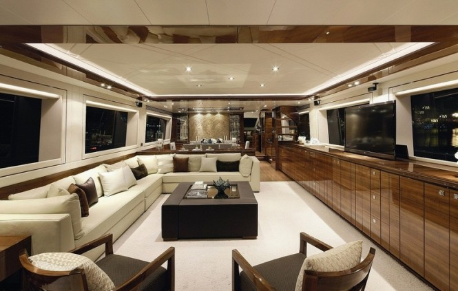 Superyacht P110 - Interior
